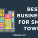 Best Businesses for Small Towns Tosinajy