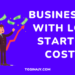 Businesses with Low Startup Costs - Tosinajy